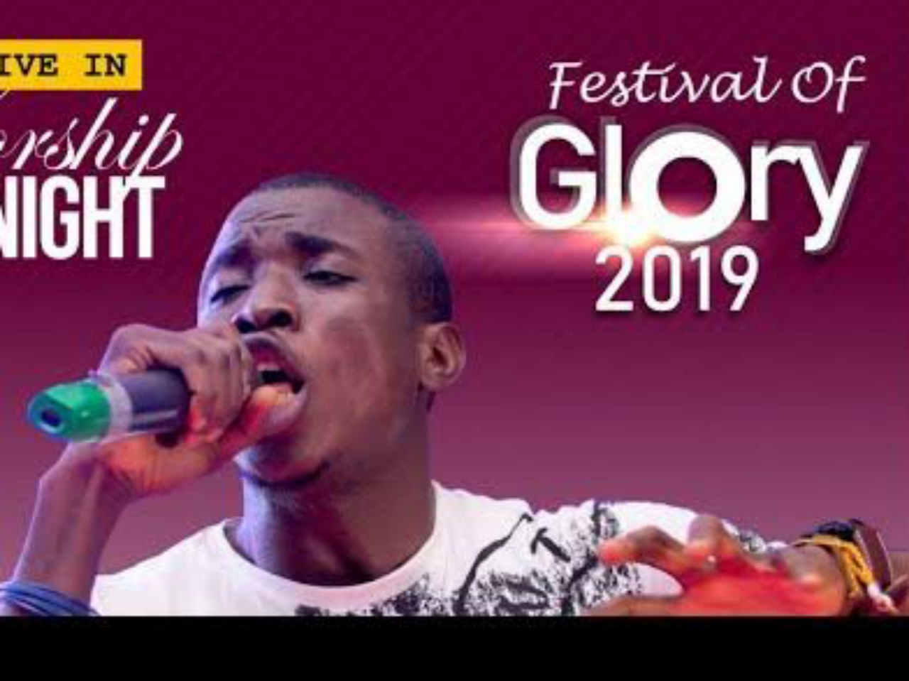 Download Chant: Festival Of Glory | Theophilus Sunday [Mp3 Download]