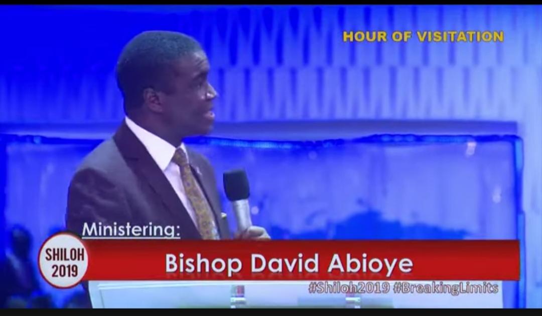 Download: Meekness Rooted Faith – Shiloh 2019 | Bishop David Abioye