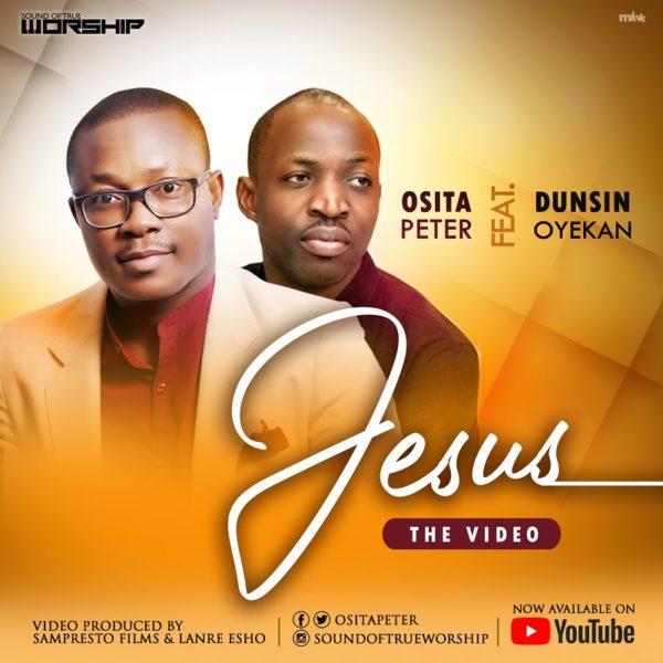 Dunsin Oyekan ft Osita Peter